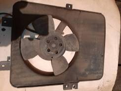 Мотор охлаждения радиатора Ваз 2109 в сборе.