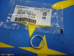 Прокладка сливной пробки масляного поддона 16*21*2,3 Subaru 803916010
