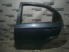 Дверь задняя левая Chevrolet Aveo [96648859]