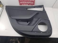 Обшивка двери задняя (левая) [4G0867221] для Audi A6 C7