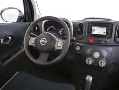 Активация круиз-контроля Nissan Cube Z12