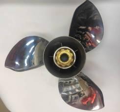 Винт гребной стальной Michigan Ballistic 15 шаг на моторы 70-140 л. с.