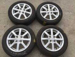 155/65 R14 Goodyear GT-Eco Stage литые диски 4х100 (L29-1402)