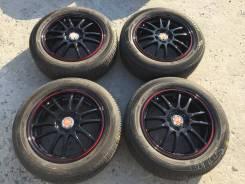 185/60 R15 Dunlop EC203 литые диски 4х100 (L29-1503)