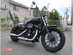 Harley-Davidson Sportster Iron 883 XL883N, 2011