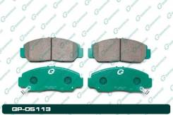Тормозные колодки перед. G-brake (Япония) GP-05113 (PF-8465). Accord