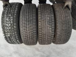 Dunlop Grandtrek SJ6. всесезонные, 2015 год, б/у, износ 30%