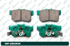 Колодки тормозные задние G-Brake GP-05004 CR-V RE (06-11), CR-V RM4