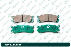Тормозные колодки G-brake (Япония) GP-03079 (PF-5290)