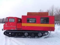 Ohara SM50. Снегоболотоход , 9 800куб. см., 3 500кг.