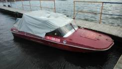 Продаю моторную лодку