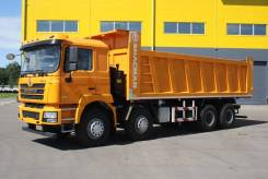 Shaanxi Shacman SX3318DT366. Самосвал Shacman SX3318DT366, 40 000 кг., 8x4