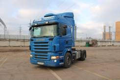 Scania R420. Седельный тягач год 2008, 11 700куб. см., 19 000кг., 4x2