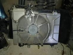 Радиатор двигателя Toyota VITZ KSP90, 1KRFE