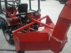 Новый снегоочиститель роторный задненавесной минитрактора