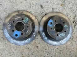 Тормозные диски задние R/L на Nissan Serena C25