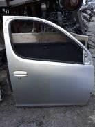 Дверь Toyota Funcargo , правая передняя NCP21