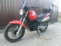 Honda. 650куб. см., исправен, птс, без пробега