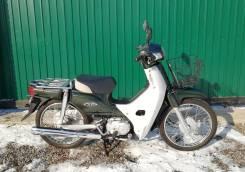Honda Super Cub 50. 50куб. см., исправен, без птс, без пробега