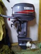 Лодочный мотор Yamaha 25BMHS 30 мото часов в идеальном состоянии