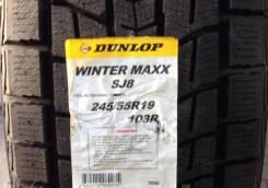 Dunlop Winter Maxx SJ8, 245/55R19