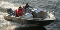 Купить катер (лодку) Tuna 545 DC