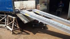 Приставные алюминиевые лаги 8850 кг