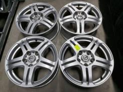"""Оригинальные Nissan 16"""" (5*114.3) 6.5j et+40 цо66.1мм"""