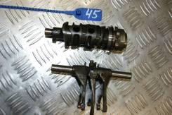 Вал копирный с вилками Honda CB-1
