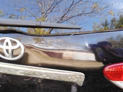Дверь багажника. Toyota Wish, ZGE20, ZGE20G, ZGE20W 2ZRFAE