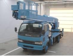 Isuzu NRR. Isuzu Forward Juston Автовышка 27 метров!, 7 160куб. см., 27,00м. Под заказ