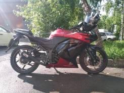 Kawasaki ninja EX250-J, 2009