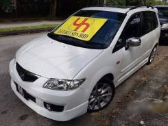 Пороги кузовные Mazda Premacy