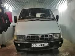 ГАЗ 330210, 2000