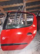 Дверь Peugeot 206 задняя левая