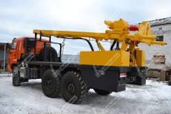 УРБ-2А2 ПромБурАвто, 2019. Буровая установка УРБ-2А2 на шасси Камаз-43118 2020 г., 11 762куб. см., 5 000кг. Под заказ