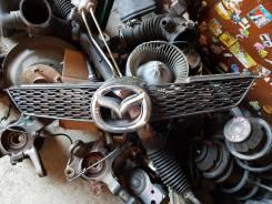 Решетка радиатора Mazda Demio DY3W 05-07г.