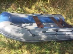 Лодка надувная REEF 335 НД не использовал