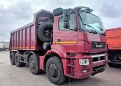 КамАЗ 65801-J5, 2021