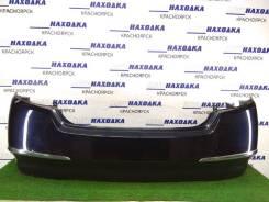 Бампер Nissan Teana, задний