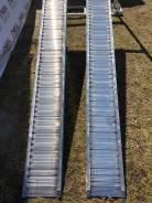 Приставные алюминиевые лаги производство 4 метра
