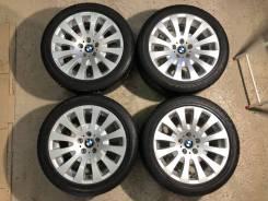Колеса R18 Bmw 645i BBS 5*120 + 245/45 Bridgestone Potenza RE050A