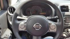 Активация круиз-контроля Nissan March/Micra K13