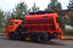 КамАЗ 43253-C4. Комбинированная дорожная машина КО-806 на шасси Камаз 43253 Евро-5, 6 700куб. см.