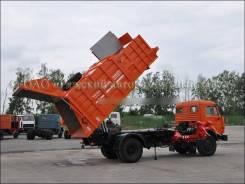 Рарз МК-4451-02. Мусоровоз с боковой загрузкой МК-4552-02 (МК-4451-02)