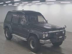 Двигатель в сборе. Nissan Safari, WGY60 TB42E