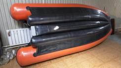 Лодка ПВХ SibRiver Абакан-420 JET