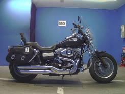 Harley-Davidson Dyna Fat Bob, 2007