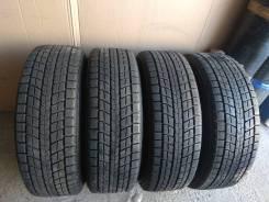 Dunlop Winter Maxx SJ8. зимние, без шипов, б/у, износ до 5%