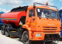 Коммаш КО-823-03. Комбинированная дорожная машина КО-823-03 на шасси Камаз 65115 Евро-5, 11 762куб. см.
